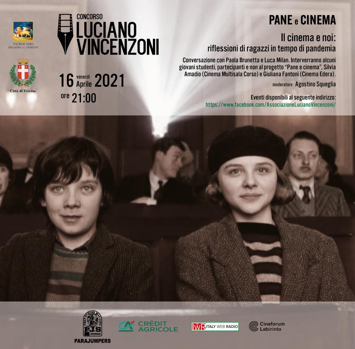 Il cinema e noi: riflessioni di ragazzi in tempo di pandemia
