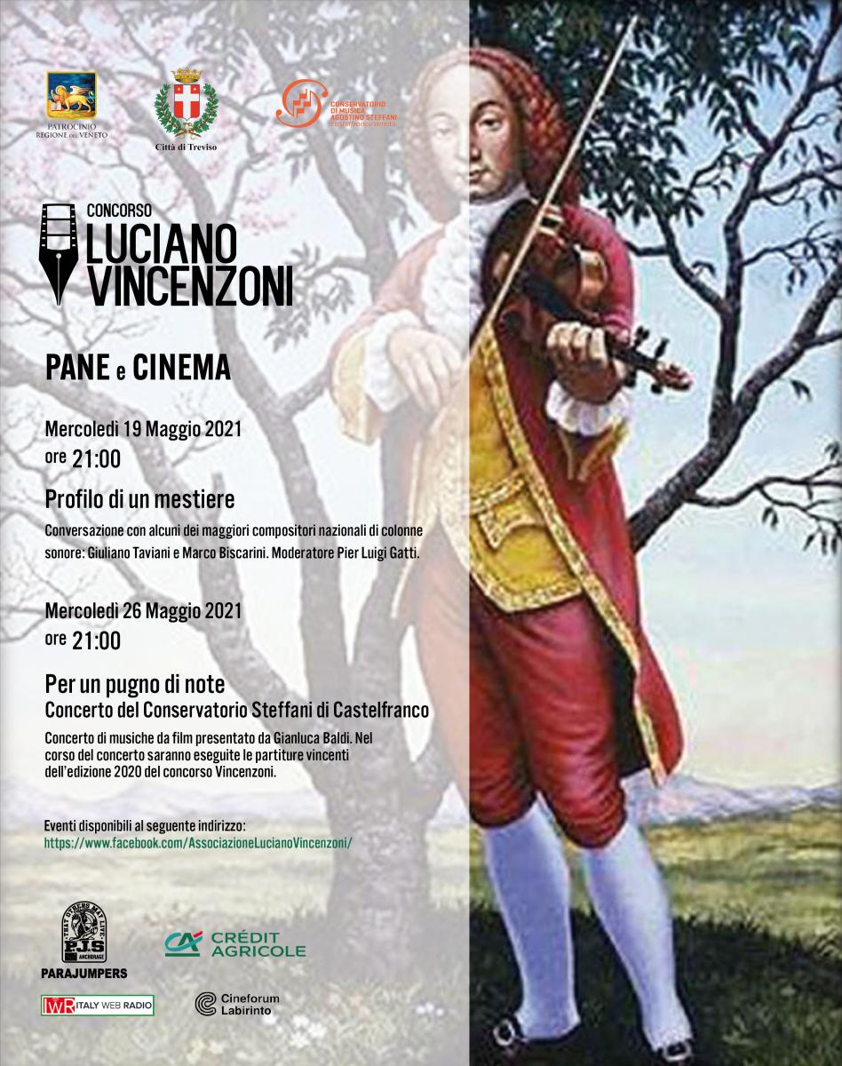 Concerto di musiche da film - 26 maggio