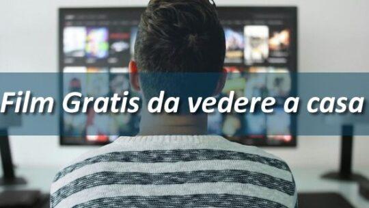 Il cinema al tempo del covid 19