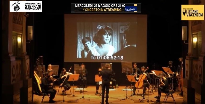Incontri in streaming 2021